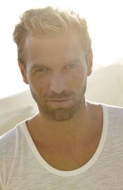 """Matthias Larson as """"Freyr"""""""